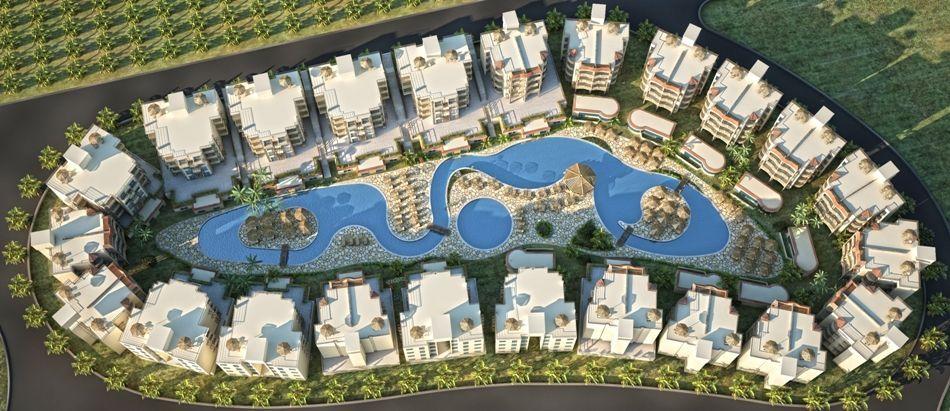 Sharm el sheikh immobiliare progetti moona sharm resort for Planimetrie a prezzi accessibili